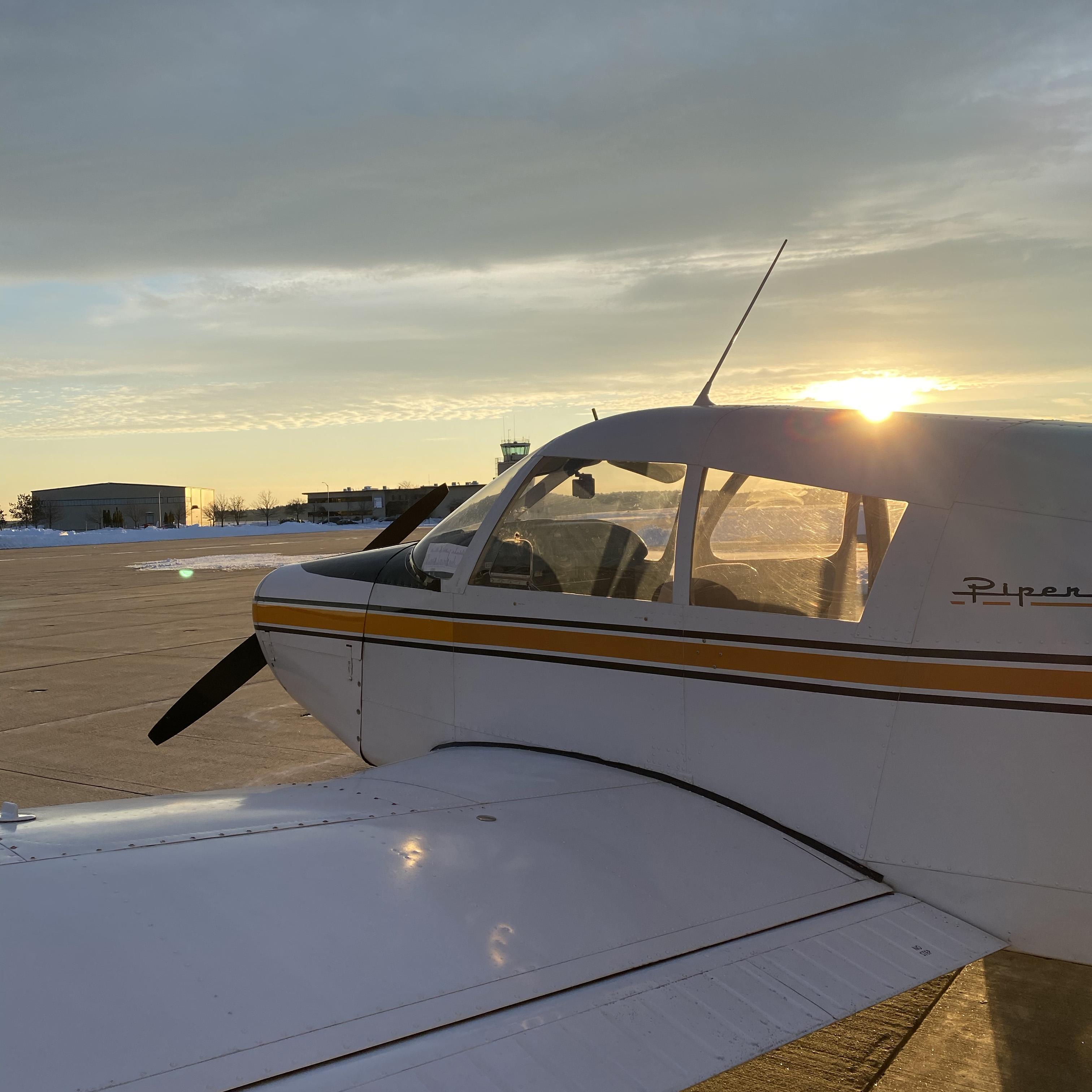 Piper Cherokee in Brunswick Maine